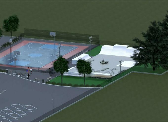 Sabato 23 novembre si inaugura il nuovo impianto sportivo polifunzionale di San Vito