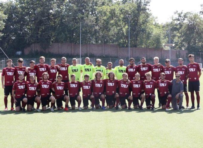 Tau Calcio corsaro a Castelnuovo; Camaiore facile sulla V. Viareggio