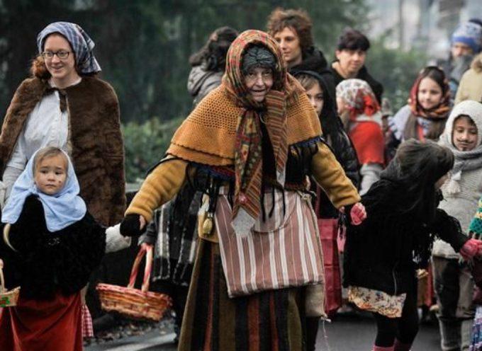 Un concorso sulla figura e la tradizione della Befana in Valle del Serchio