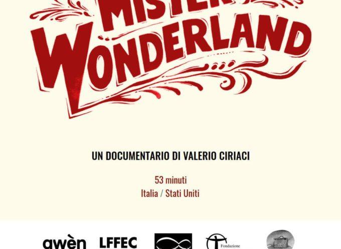 MISTER WONDERLAND, UN DOCUMENTARIO DI VALERIO CIRIACI NELLA SEZIONE CONCORSO ITALIANO DEL FESTIVAL DEI POPOLI 2019