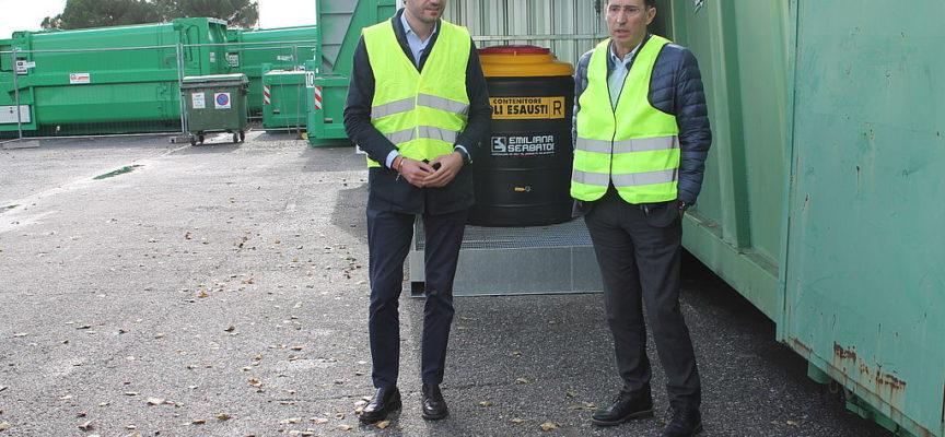 CAPANNORI – Ai nastri di partenza un nuovo servizio sperimentale per lo smaltimento gratuito dell'olio lubrificante usato