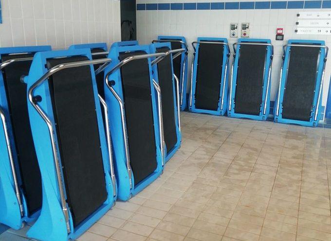 """CAPANNORI – Alla piscina comunale arrivano gli """"Acquatrekking"""" per il fitness in acqua e la riabilitazione degli arti inferiori"""