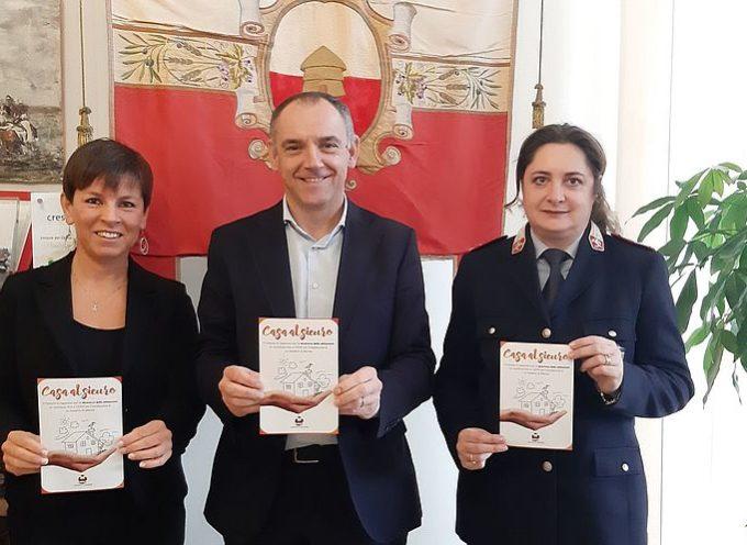 """""""Casa al sicuro"""", il Comune dà alle famiglie fino a 1.500 euro per l'acquisto di un allarme"""