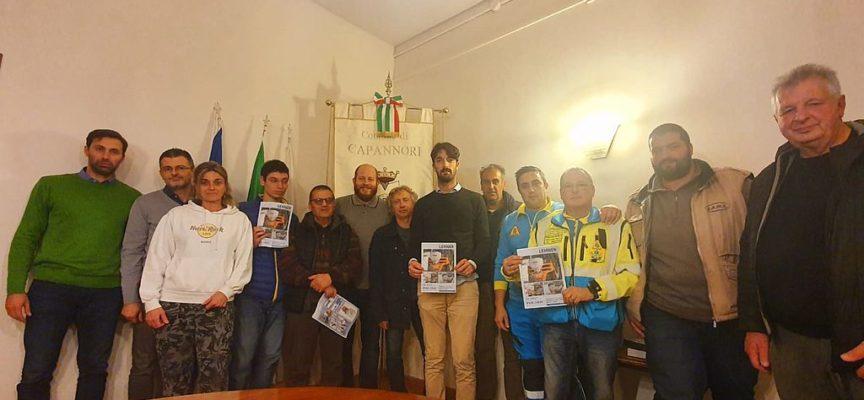 Il Comune DI CAPANNORI acquista cinque spargisale per le associazioni di protezione civile