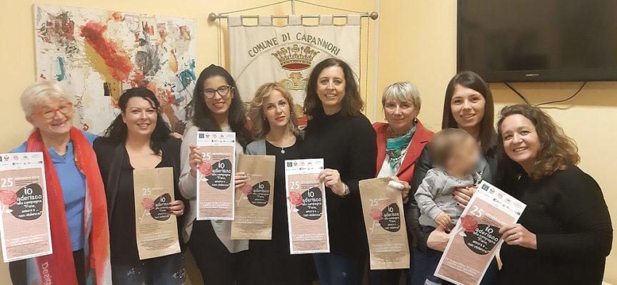 Da lunedì 25 novembre forni e alimentari distribuiscono buste per il pane contro la violenza sulle donne
