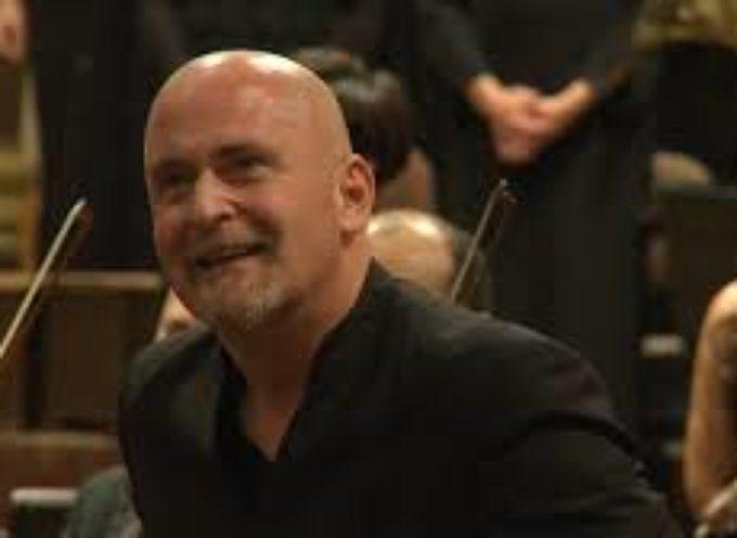 Andrea Colombini debutta come direttore dell'Orchestra Sinfonica di Sanremo