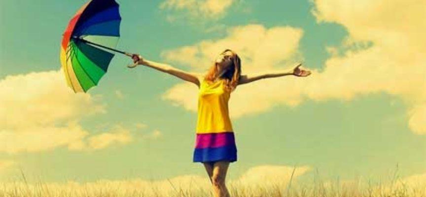 Hai già imparato ad essere forte, adesso devi solo imparare ad essere felice