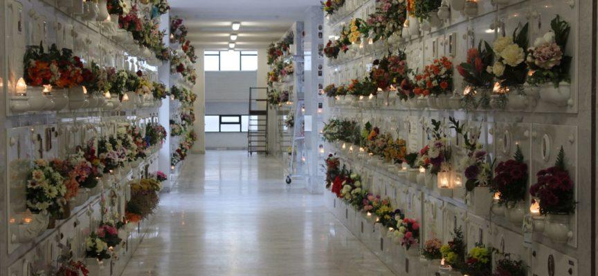 OGNISSANTI: MESSA IN STREAMING AUDIO AL CIMITERO DI PIETRASANTA,