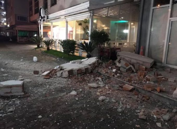 Terremoto in Albania: scossa di magnitudo 6.5 a Durazzo, 6 morti e oltre 300 feriti