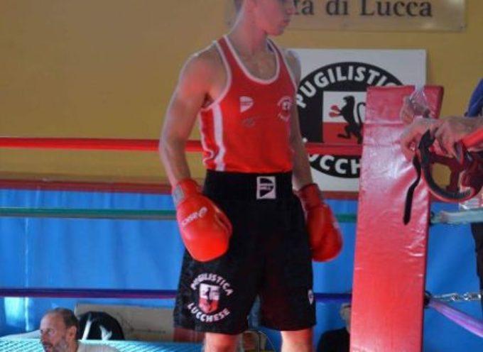 """Grande successo della nobile arte al """"Trofeo Antonio Monselesan"""" organizzato dalla Pugilistica Lucchese."""