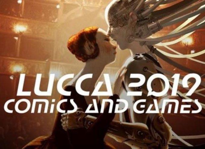 Lucca Comics & Games 2019: quinta giornata 9600 arrivi in treno, intensa attività della Polizia Municipale