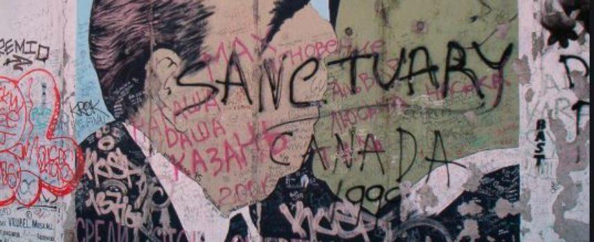 """Prima iniziativa a Pescia per il progetto """"Non più muri"""""""