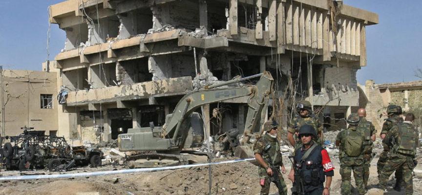 Nassirya, Iraq, – 12 Novembre 2003 – 12 Novembre 2019