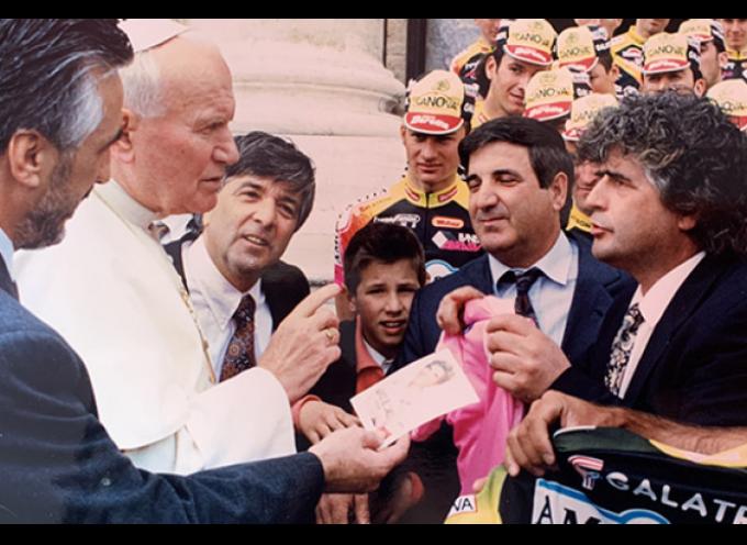 Lutto nel mondo del ciclismo lucchese  è morto Michele Fanini.