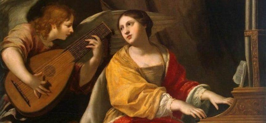 Il Santo del giorno, 22 Novembre: S. Cecilia, patrona della musica, di strumentisti e cantanti