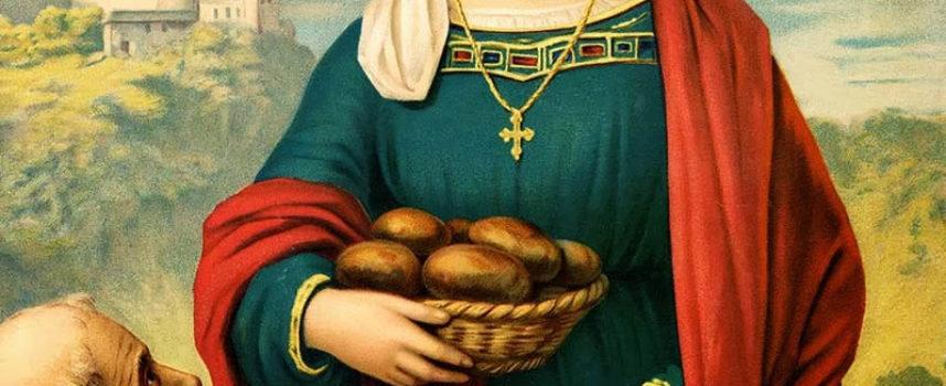 Il Santo del giorno, 17 Novembre: S. Elisabetta d'Ungheria,