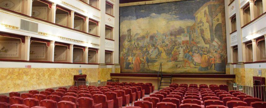 Anche Pescia illuminerà il suo teatro Pacini per sensibilizzare tutti sulle difficoltà del mondo dello spettacolo