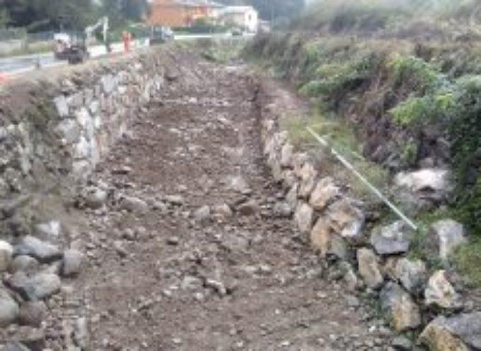 Terminati i lavori di manutenzione e ripristino delle sponde sui corsi d'acqua di Coreglia Antelminelli