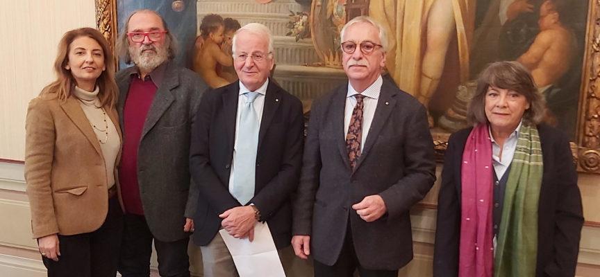 I 25 anni del monumento di Giacomo Puccini realizzato da Vito Tongiani