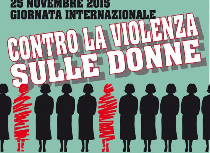 Settimana contro la violenza sulle donne : tante le iniziative a Pescia
