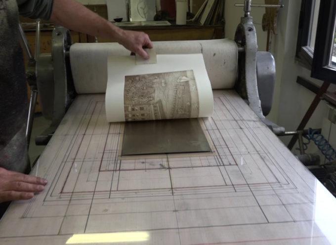 Arte e artigianato: l'antica (e oggi rara) tecnica dell'incisione