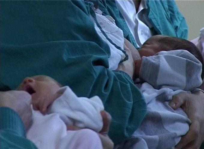Il record dell'ospedale Versilia: 12 parti in 18 ore