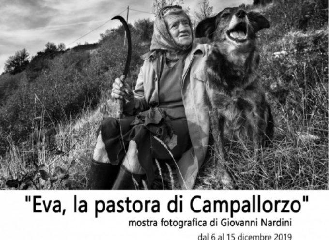 """Arte: all'ex Farmacia """"Eva, la pastora di Campallorzo"""", apre la mostra di Giovanni Nardini"""