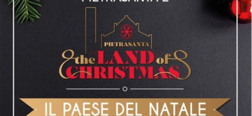 Natale d'arte a Pietrasanta, un mese di eventi
