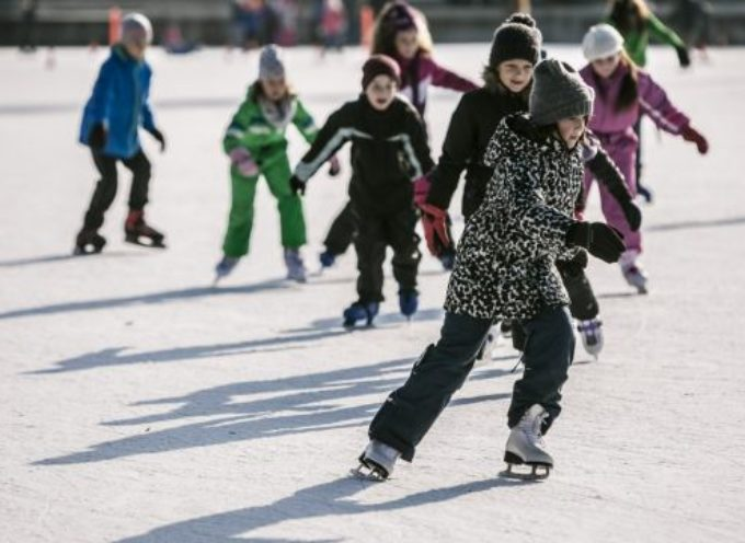 Per il maltempo slitta a mercoledì 11 l'inaugurazione della pista di ghiaccio a Pescia