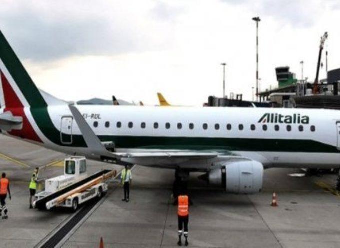 Alitalia: è di 450 milioni di euro il prestito dallo Stato