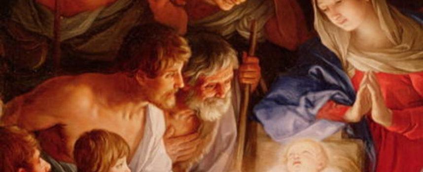 Il Santo del giorno, 25 Dicembre: Santo Natale, Natività di Gesù
