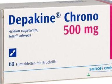 Depakin, il farmaco anti-epilessia responsabile di difetti nei neonati