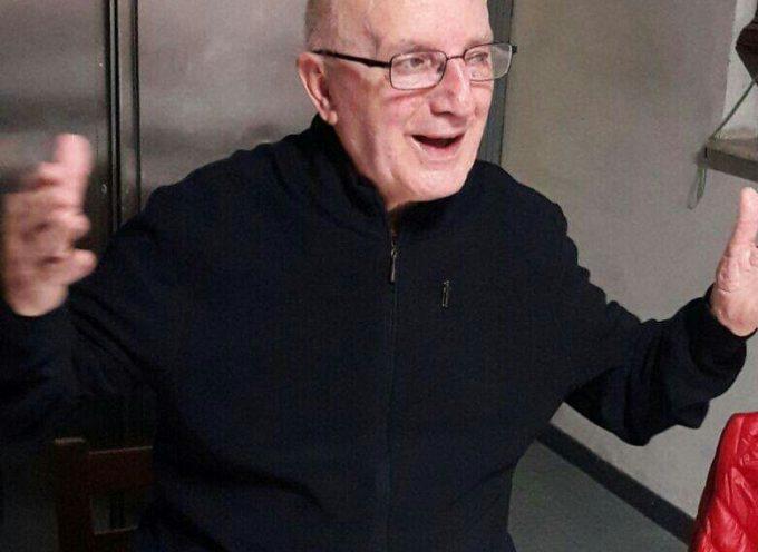 Il cordoglio del sindaco per la scomparsa di Don Diomede Caselli
