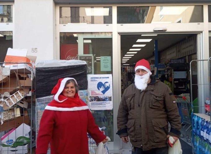 """Raccolta alimentare e Pranzo di Natale a Casa """"Colonia Cristiana"""""""