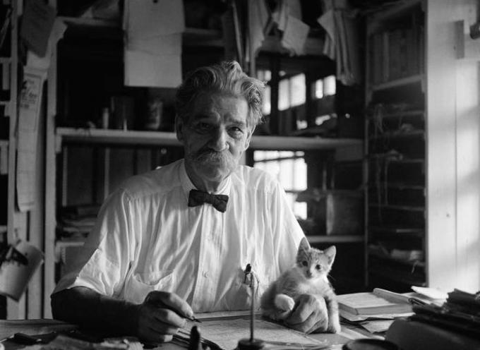 ACCADDE OGGI 10 dicembre 1953. Albert Schweitzer (1875-1965) riceve il Premio Nobel per la pace
