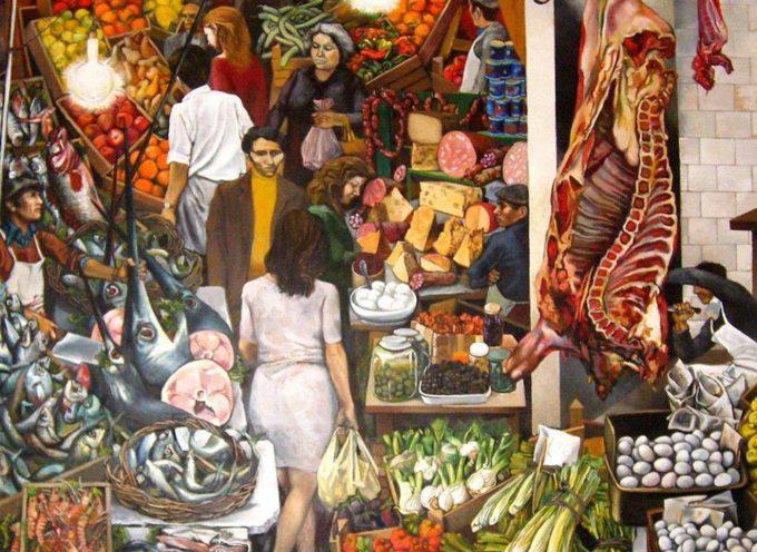 il 26 dicembre 1911, nasce il pittore siciliano Renato Guttuso