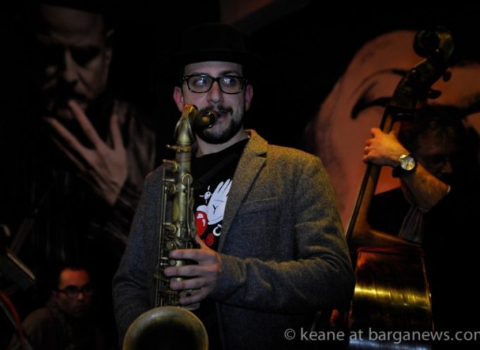 ♫ Luca Bellotti Quartet  al  Barga Jazz Club