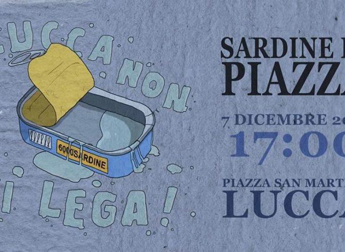"""""""Sardine in Piazza"""" su indicazione della Questura emessa ordinanza di divieto vendita bevande in contenitori rigidi"""