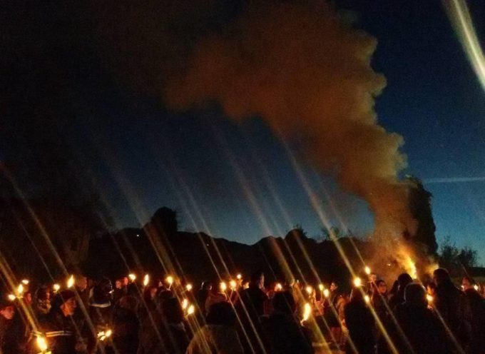 Sulla scia della Cometa – Fiaccolata della solidarietà