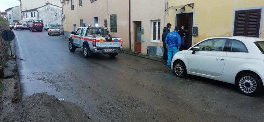 CAPANNORI – I nostri confratelli in coordinamento con ufficio comunale di Protezione Civile, sono intervenuti sul territorio comunale per emergenza maltempo