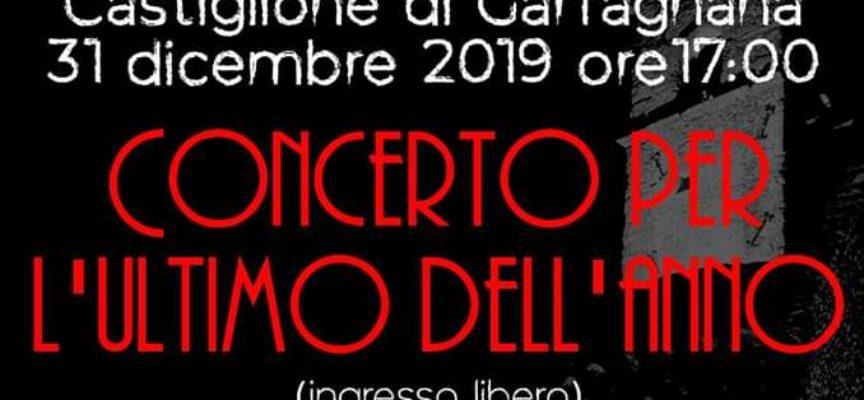 Torna l'imperdibile concerto per l'ultimo dell'anno a Castiglione di Garfagnana (LU)