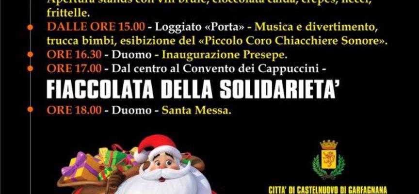 """CASTELNUOVO DI GARFAGNANA – Domenica 15 Dicembre torna """"Sulla scia della cometa"""""""