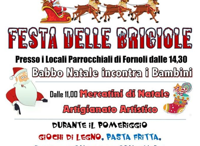 Festa delle BRICIOLE a Fornoli.