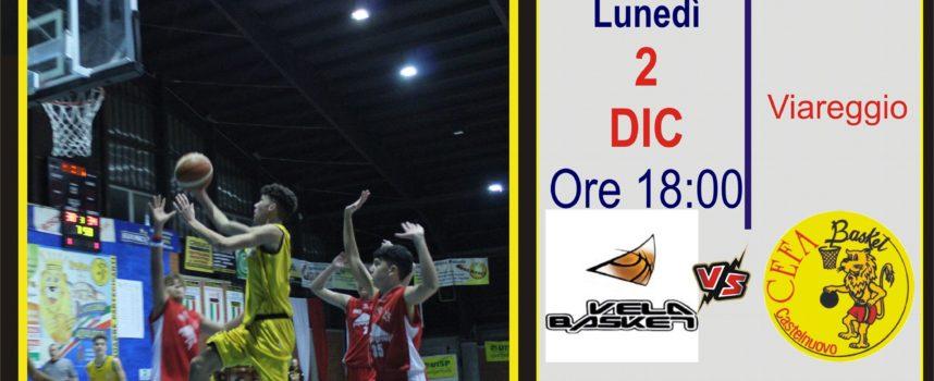 Campionato Under 16. Ancora una brillante ed importante vittoria per la formazione Under 16 del CEFA Basket