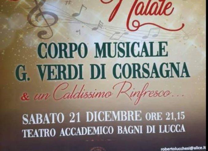 CONCERTO di Natale.. Bagni di Lucca