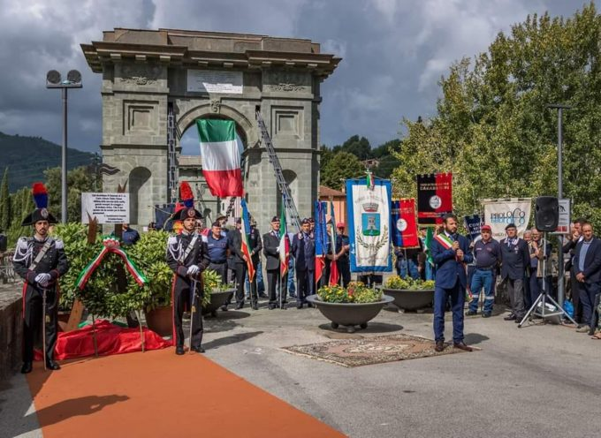 Oggi, insieme al comandante Martini e al capogruppo Fancelli, ho incontrato per un aperitivo i cittadini di Chifenti