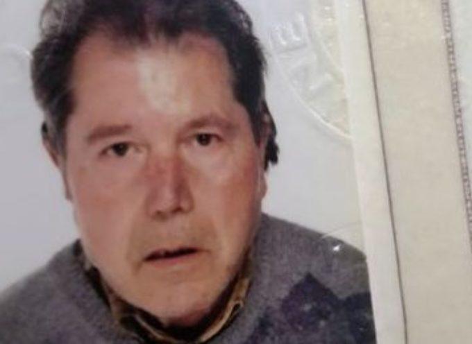 Ritrovato nella serata di domenica il 76enne scomparso a Pescia