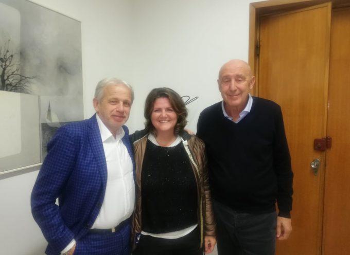 VIAREGGIO – Incontro in municipio tra l'assessore regionale Marco Remaschi e il vicesindaco Valter Alberici: