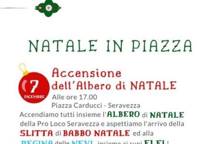 Pro Loco – Aspettando il Natale a Seravezza e in tutta l'Alta Versilia