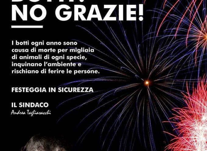 Castelnuovo di garfagnana – chiede a tutta la cittadinanza di festeggiare in sicurezza e nel rispetto degli altri.